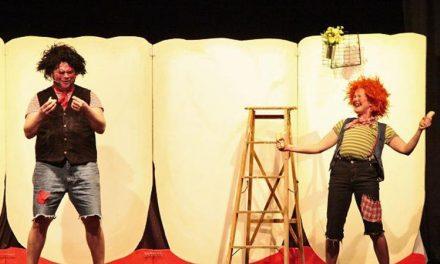 """Teaterkurs """"Drama O Rama"""" – 9-12år – Fullt"""