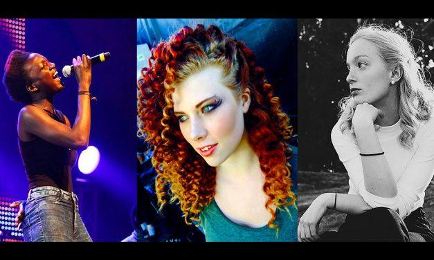 Trikkehallen Live: Adama, Sofie & Guro
