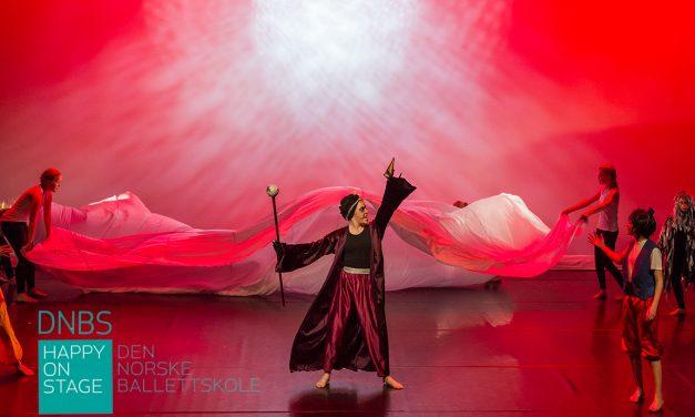 Den Norske Ballettskole: Happy on Stage