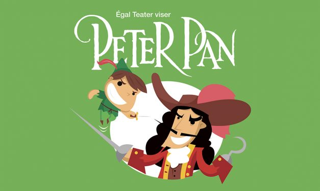 Barneforestilling: Peter Pan