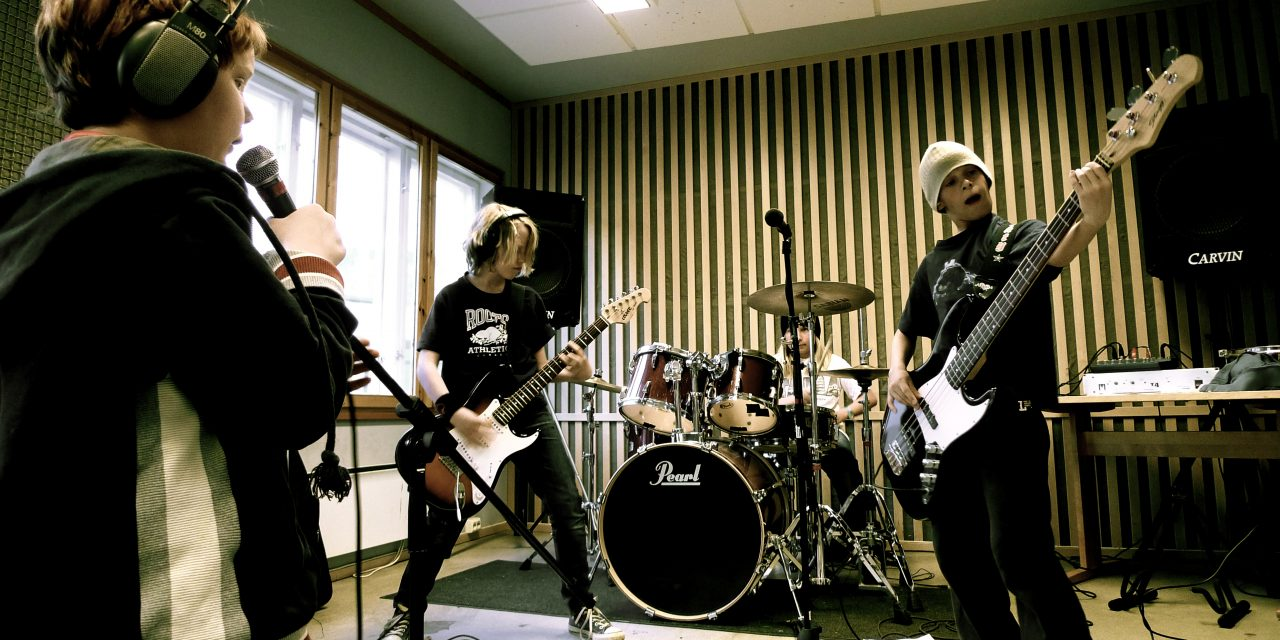Band / Musikk
