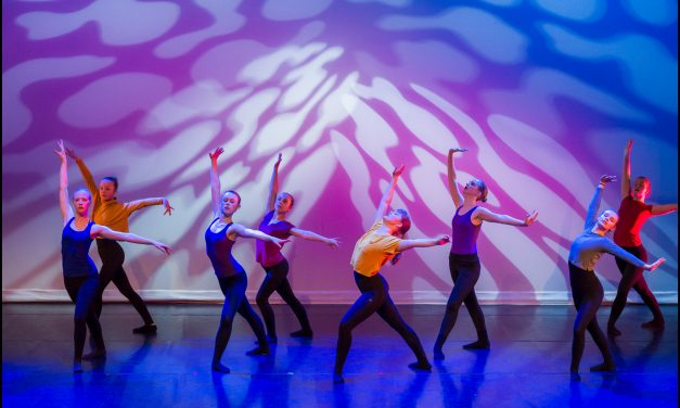 Den Norske Ballettskole: Happy on Stage