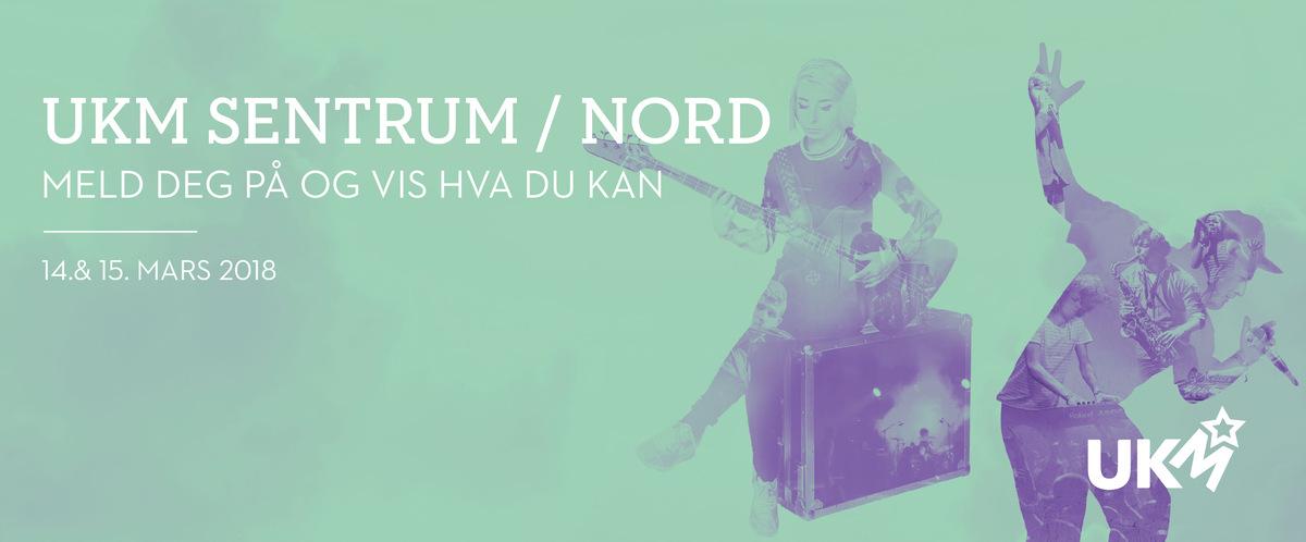 UKM Sentrum / Nord 2018