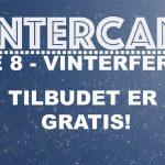Vintercamp 19.-23. Februar 2018.