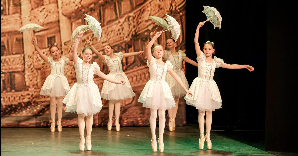 """Ballettkurs """"På Tå Hev"""""""