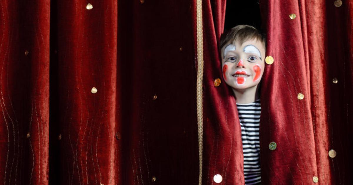 """Teaterkurs """" Admirari"""" for barn 7-11 år"""