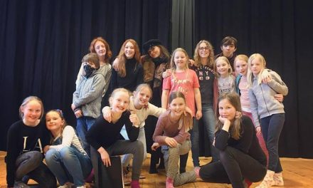 "Teaterkurs ""Podium"" for barn 9-12 år"