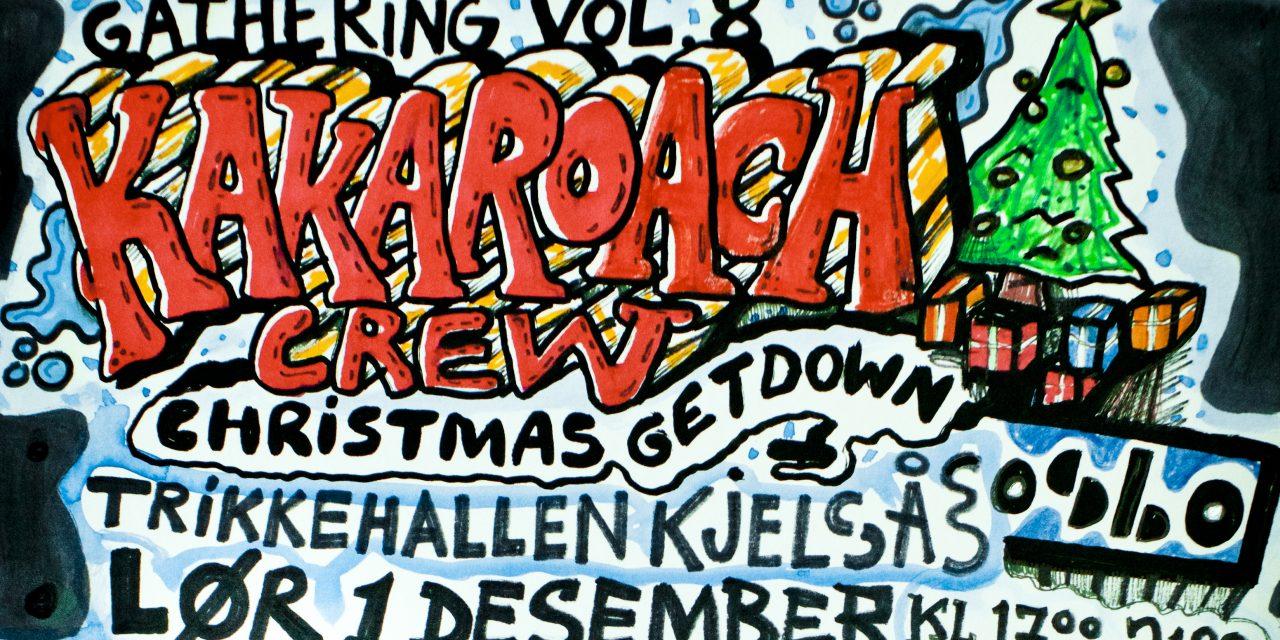 The Gathering vol.8 – Christmas Breakdown