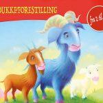 (UTSOLGT) Bukkene Bruse og Den Vesle Kalven