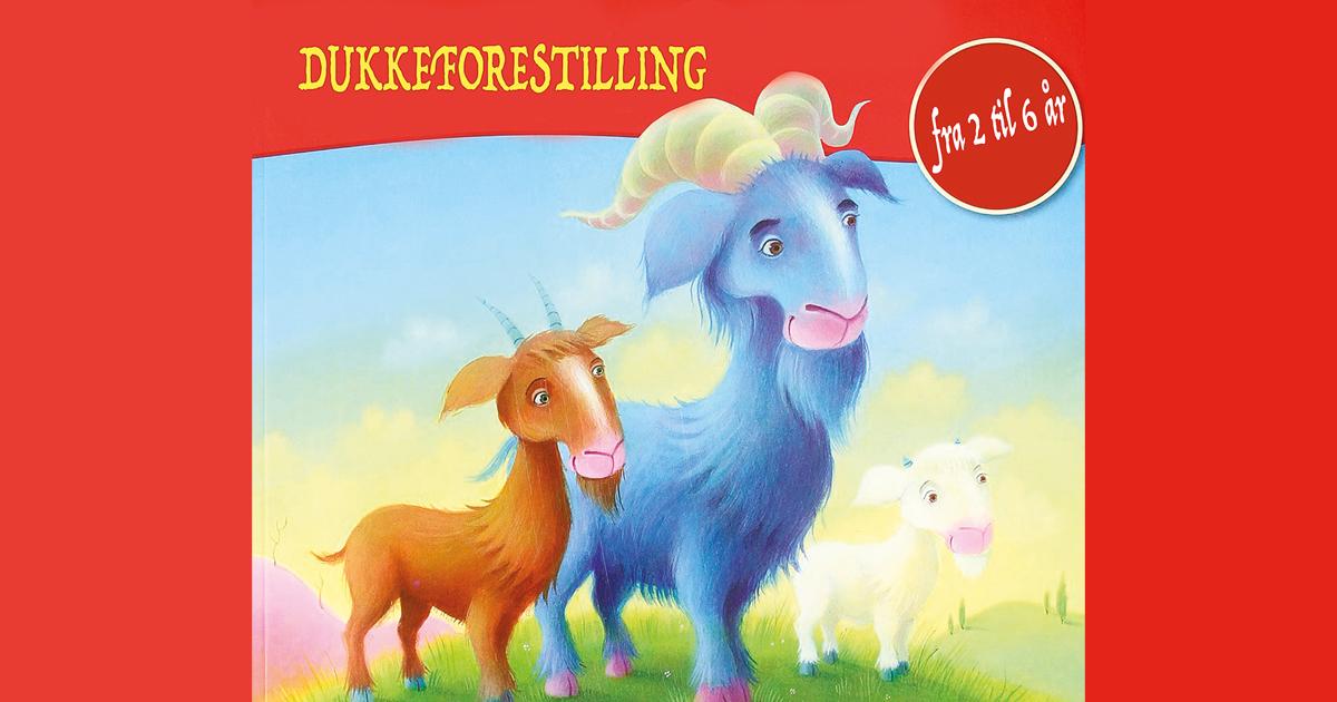 Bukkene Bruse og Den Vesle Kalven