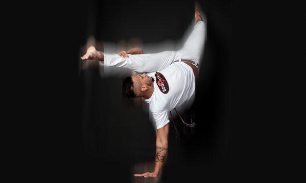 Capoeira for Barn