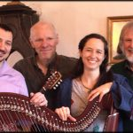 """Julekonsert med """"Almost Irish Qvartet"""" 🍀"""