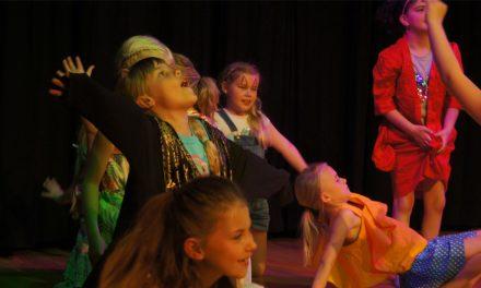 "Teaterkurs ""Curiosum"" for barn 9-11 år"