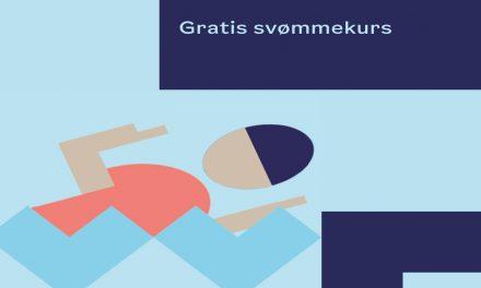 Gratis svømmekurs