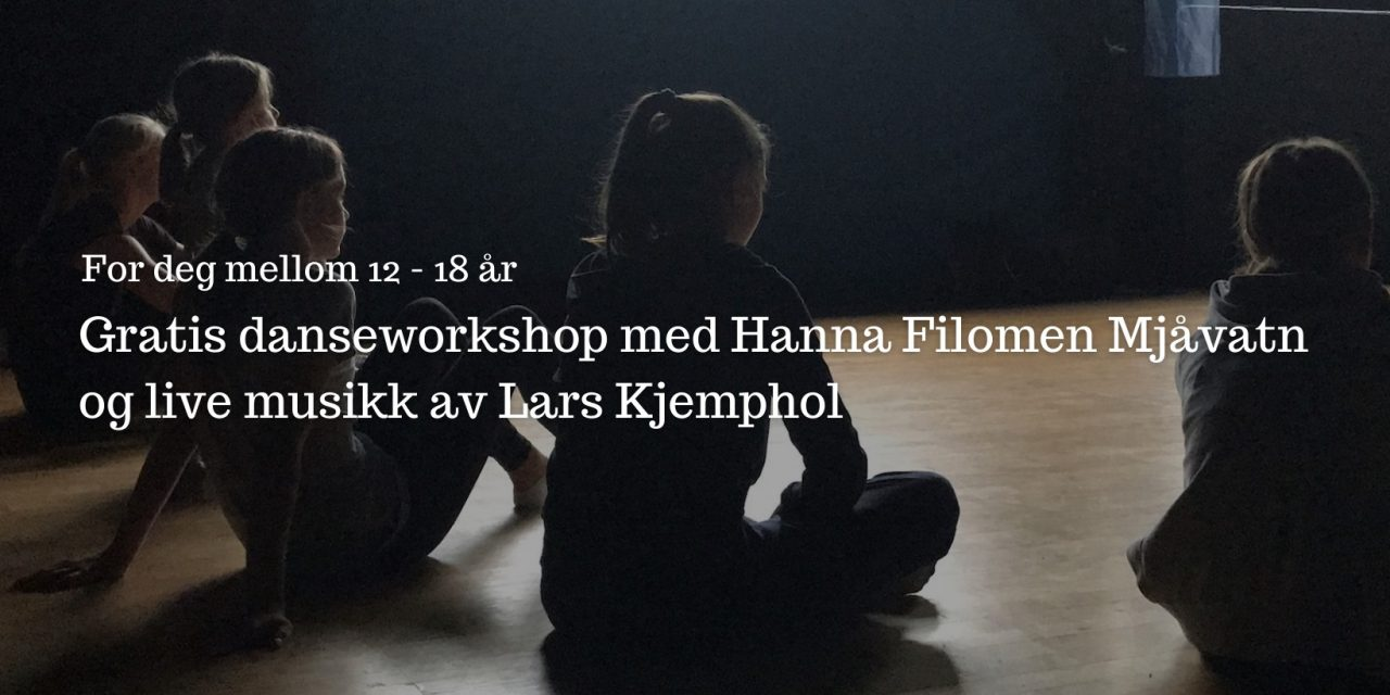 Dans/5 – Workshop for ungdom