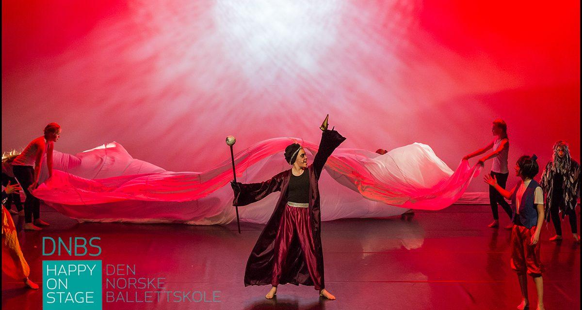 Den Norske Ballettskole: Happy on Stage 2016