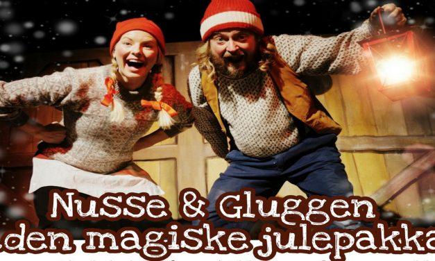 Nusse & Gluggen… den magiske julepakka