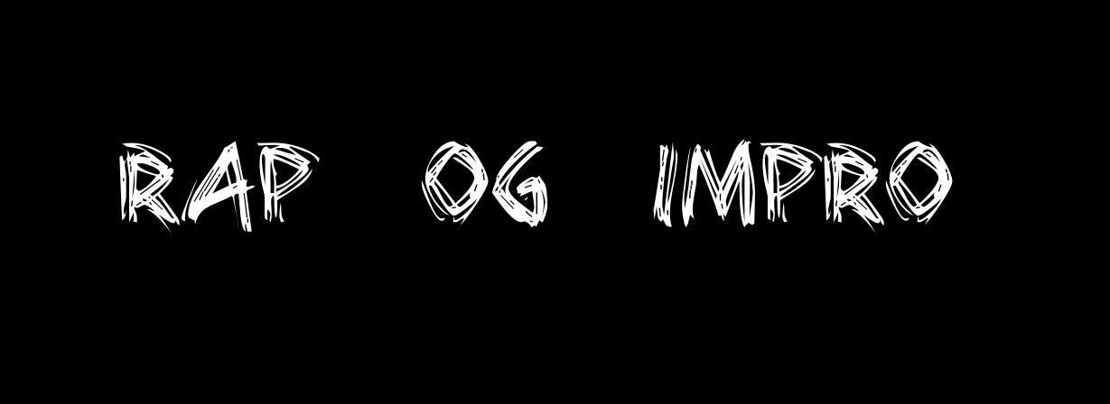 Gratis Workshop: Musikk- og improvisasjon for rappere