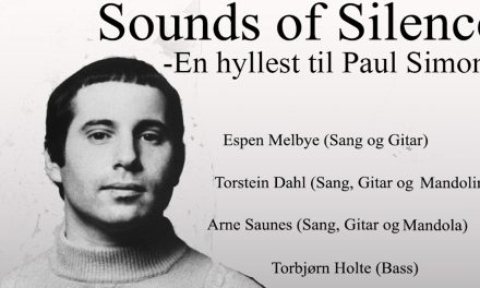 Sound of Silence- en hyllest til Paul Simon