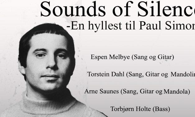 Sound of Silence- en hyllest til Paul Simon