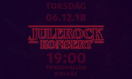 Julerock 2018