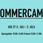Sommercamp 2019 (1. – 5. juli)