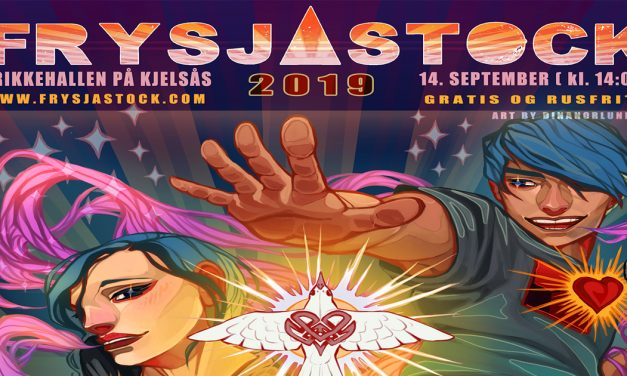 Frysjastock Musikkfestival 2019