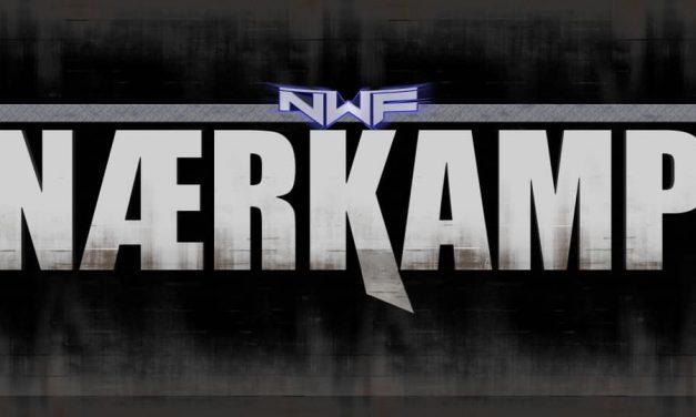 NÆRKAMP – Live wrestlingshow!