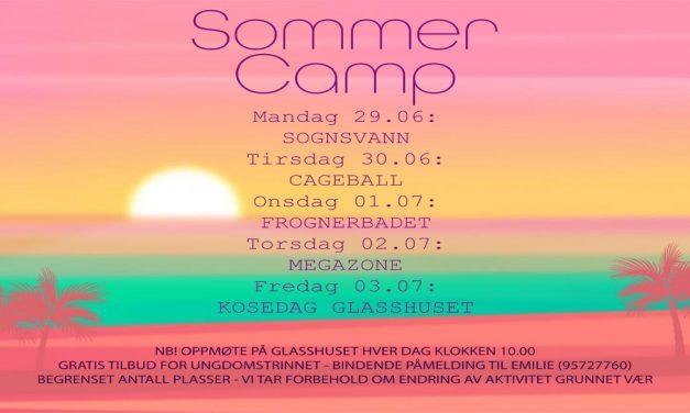 Sommertilbud bydel Nordre Aker