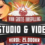 Vinn innspilling til 25.000kr (Studio & Video)