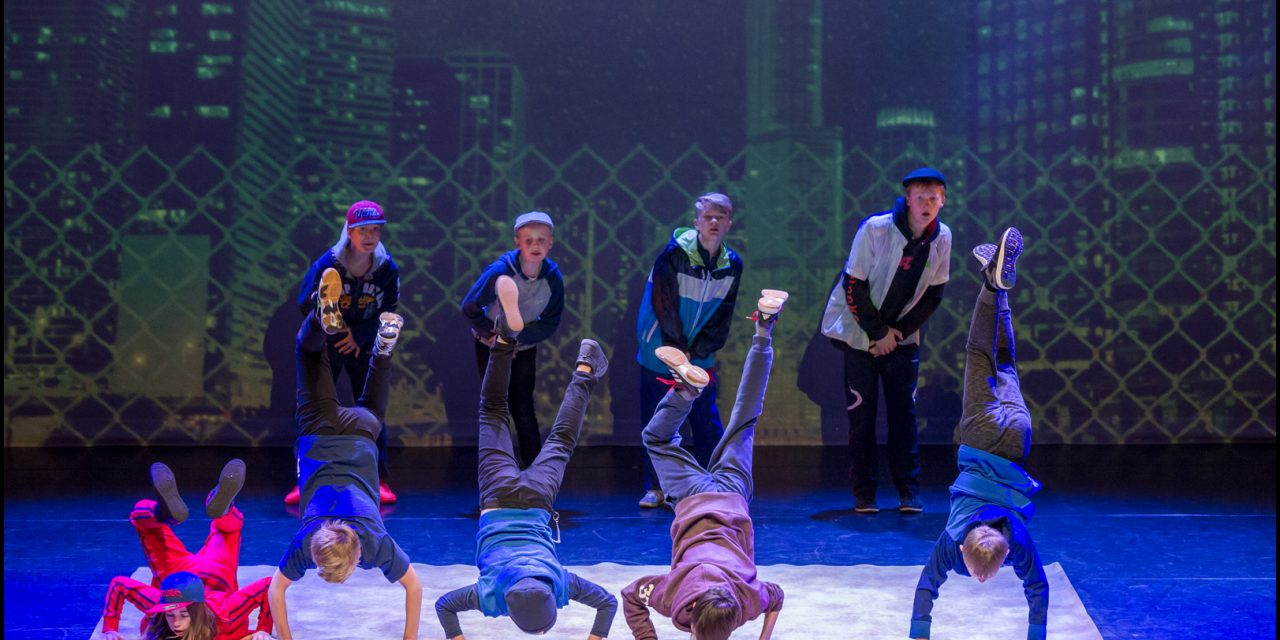 Breakdance dansekurs